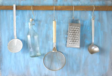 Kitchen utensils for commercial kitchen, restaurant ,cooking, kitchen concept.