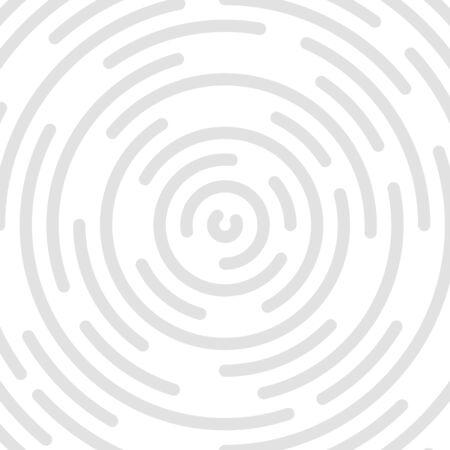 Abstract gray line pattern of technology design center background. Use for cover, artwork, template, print. illustration vector eps10 Vektorové ilustrace