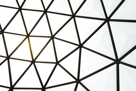 grid: Background texture grid black