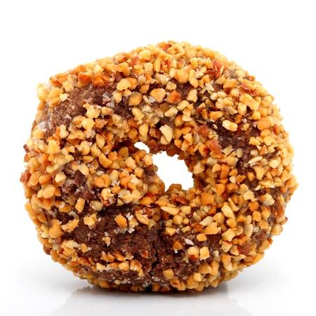 Isolated donut Stock Photo - 16594895