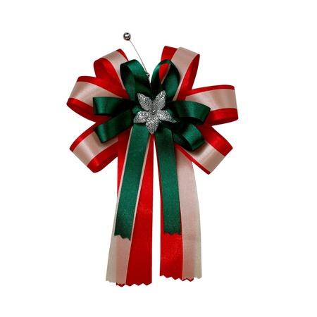 Ribbon isolated on white background Stock Photo - 16741789