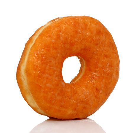 A glazed donut photo