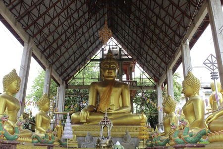There are many types of Buddhas in Buddhism.