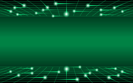 mesh: Image of green mesh background