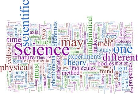 maxwell: Word Cloud based around the Writings of James Maxwell Clerk