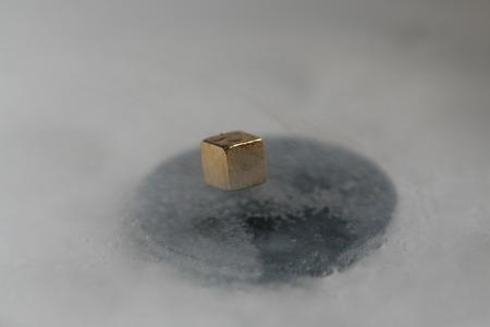 superconductivity: Levitation
