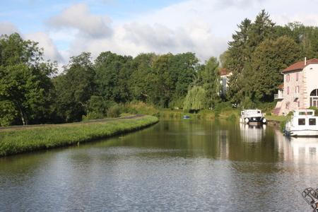 Canal des Vosges, France