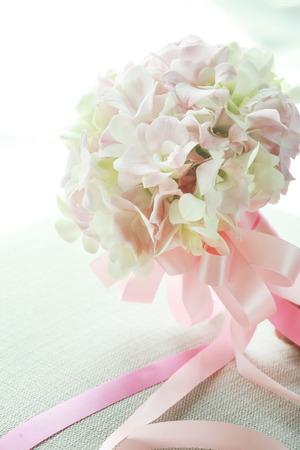 Lovely wedding bridal bouquet photo