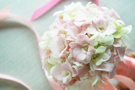 Lovely wedding bridal bouquet