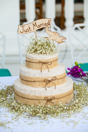 decoracion de pasteles: Wedding Cake
