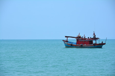Solo Fishing Boat