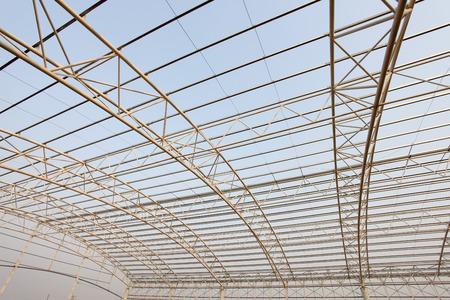 charpente m�tallique: La structure m�tallique