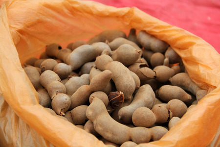 dried: Dried fruit Stock Photo