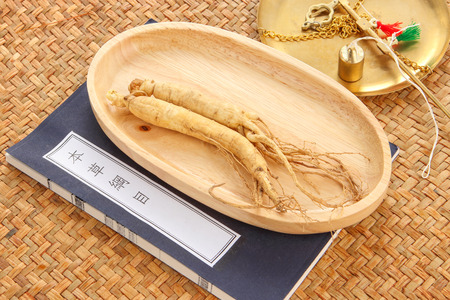 Ginseng, Chinese herbal medicine