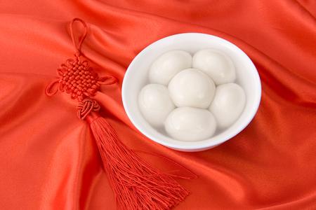 Lantern Festival food, glutinous rice balls