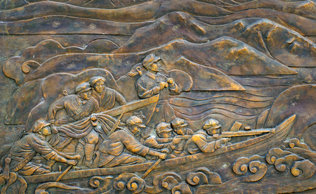 relief of He Long Liberation