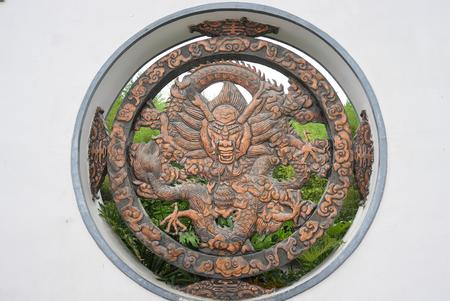 decorative wall: Decorative wall