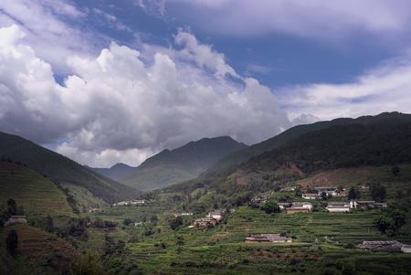 yunnan: Yunnan village