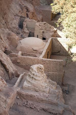 cave's: Bezeklik Thousand Buddha Caves
