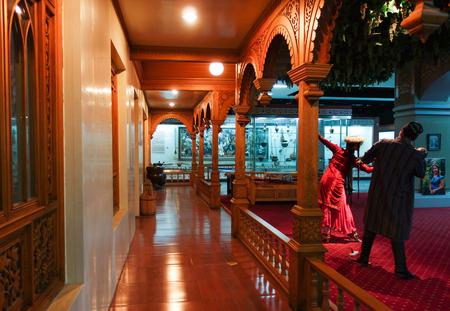 venues: Uygur building museum