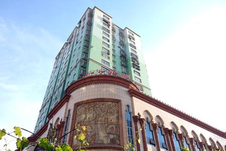 er: Erdaoqiao building Editorial