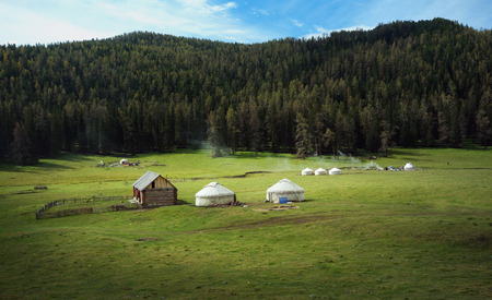 Nomads Mongolia package