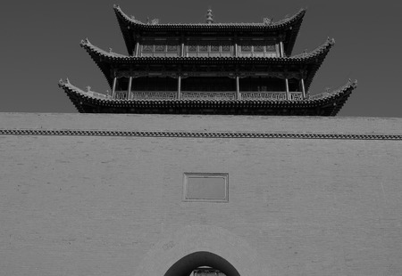 dynasty: The architecture in ming dynasty