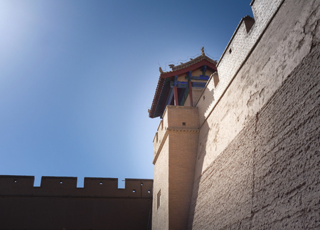 jiayuguan: Jiayuguan gate tower