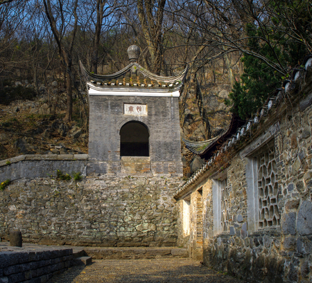 Chinese traditional ancient architecture