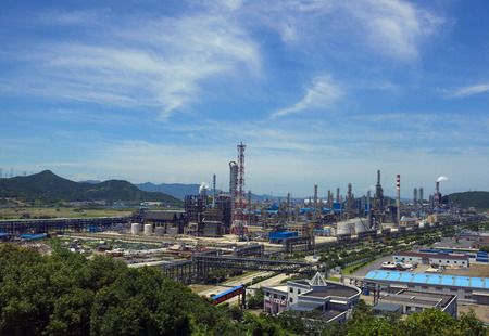 industrial park: Ningbo Chemical Industrial Park