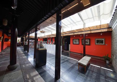 the exhibition hall: Exhibition hall Editorial