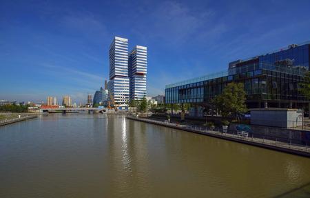 eastern: Ningbo Eastern New City