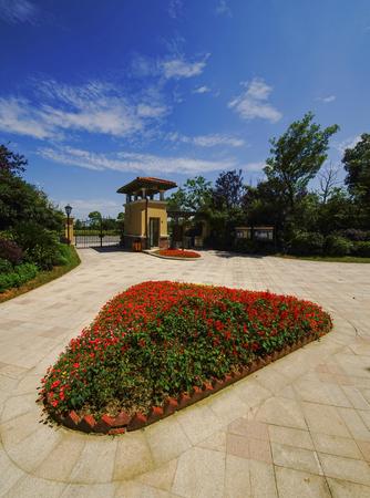 guard house: Garden District guard house