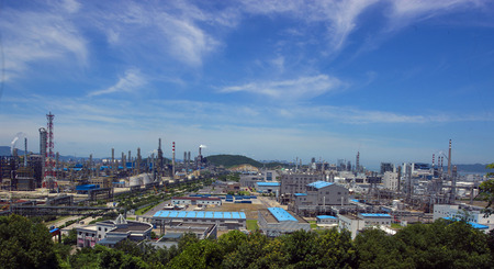 industrial: Ningbo Chemical Industrial Park