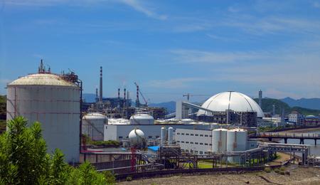 storage tank: Factory storage tank