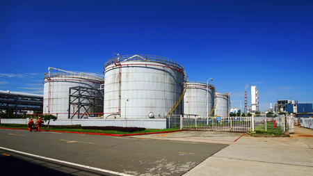 factory: Tank factory Editorial
