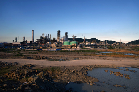 industrial park: Chemical Industrial Park site