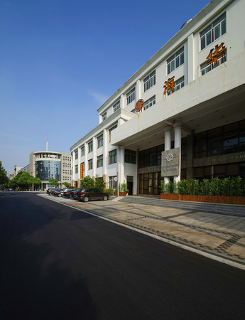 hotel exterior: healthy hotel exterior
