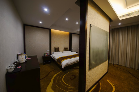 interior room: Inn Guest Room interior