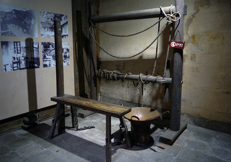 extortion: Torture chamber Editorial
