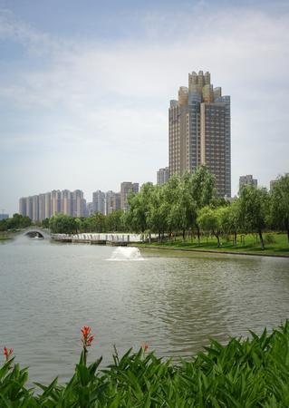higher education: Ningbo Higher Education Park
