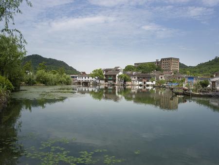 residence: Dongqian Lake residence Editorial