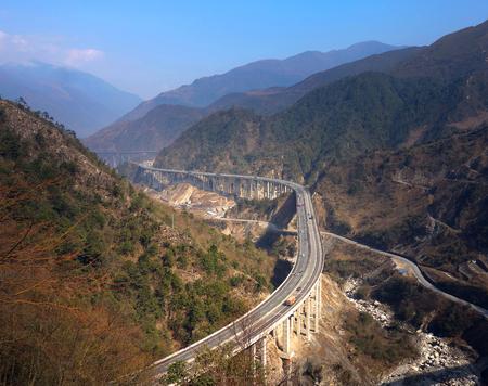 highspeed: Ya-Xi highspeed Express-way