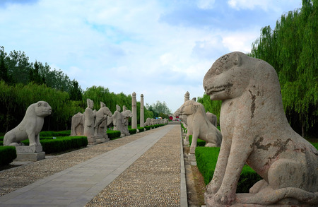 tumbas: The Ming Tombs of Shinto