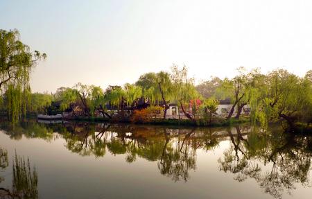 Slender West Lake scenery