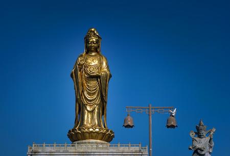 a buddism godness guanyin