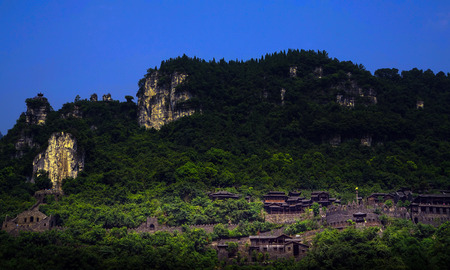 People in the Three Gorges Area