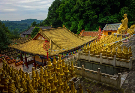 samadhi: Samadhi Buddhist temple