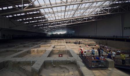 site: Jinsha Site Museum