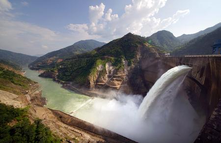 Ertan dam
